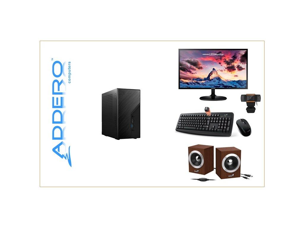 komplet ASRock + AMD R3 + ASRock