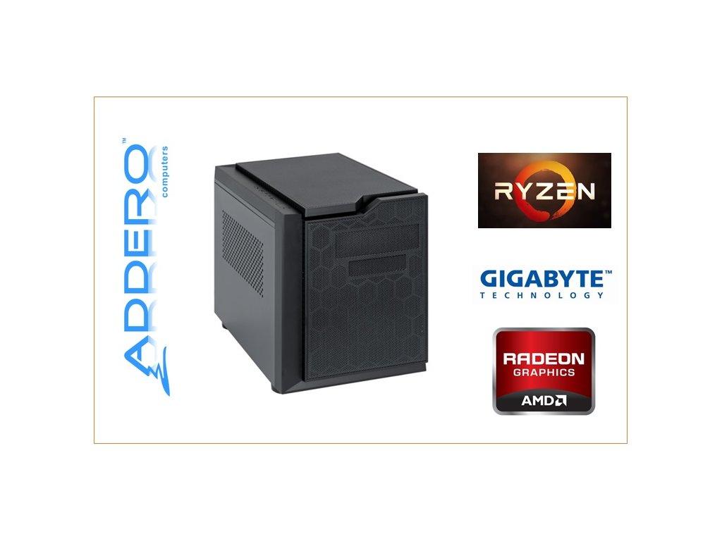 Chieftec CI 01B OP + AMD R5 + Gigabyte