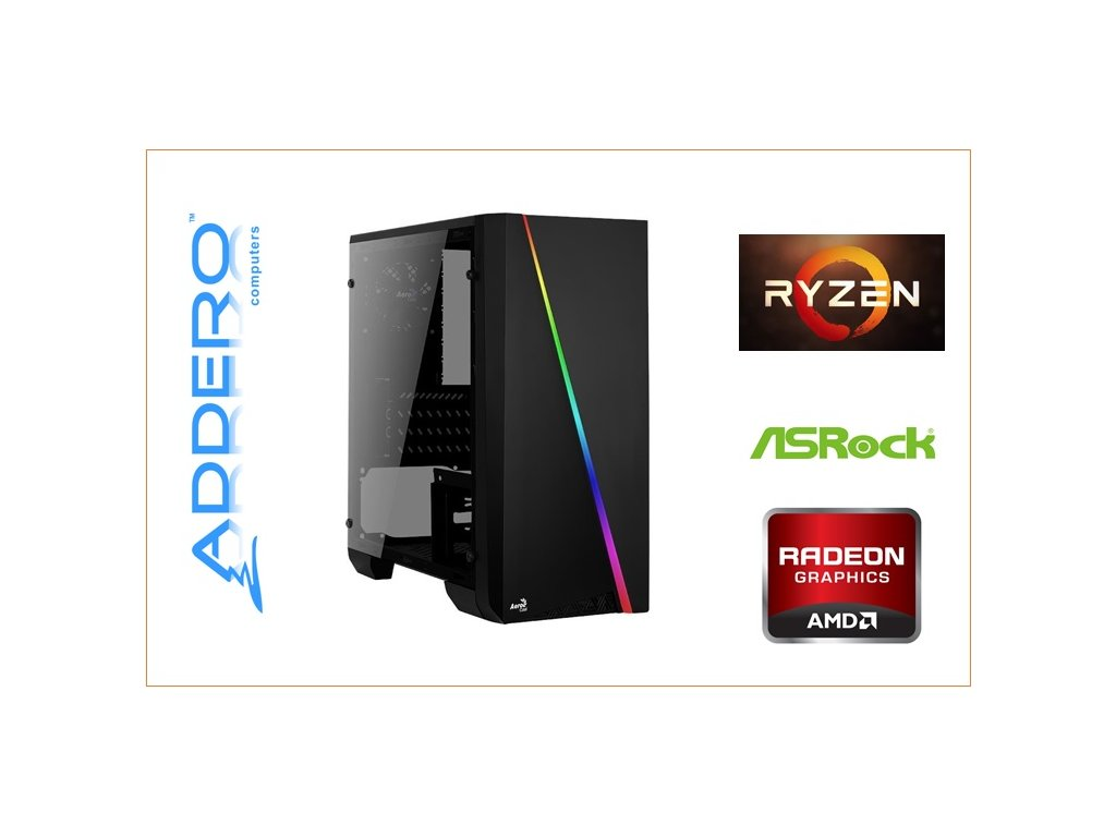 Aerocool Cylon + AMD R7 + ASRock