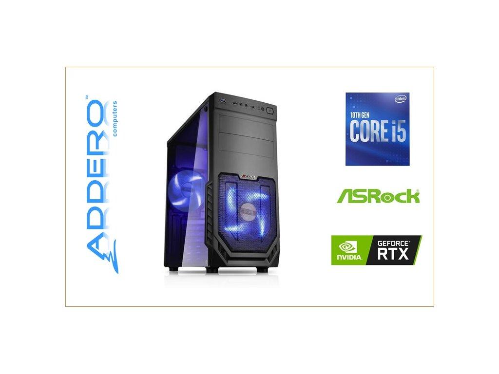 1stCOOL Jazz2pb + i5 10 + ASRock + RTX