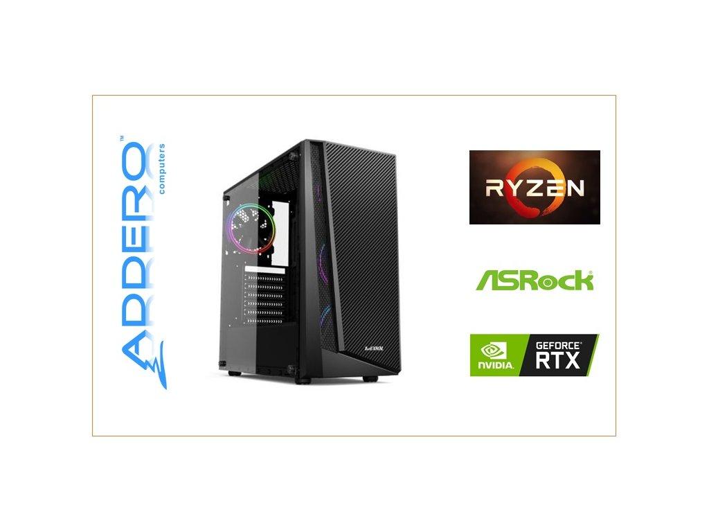 1stCOOL Rainbow 3 + AMD R5 + ASRock + RTX