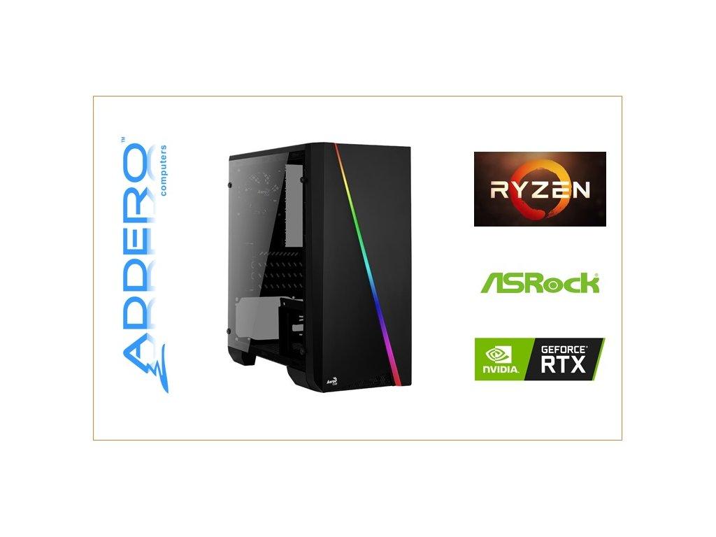 1stCOOL Step3 + AMD R5 + ASRock + RTX