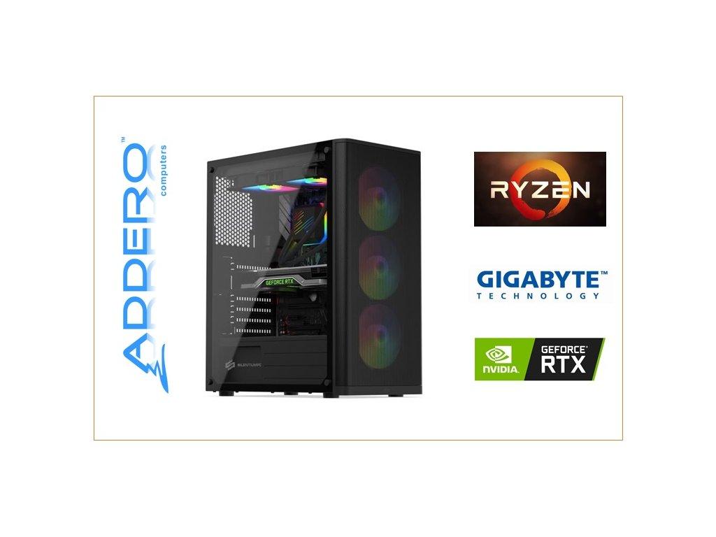 Aerocool Playa + AMD R5 + ASRock + RTX