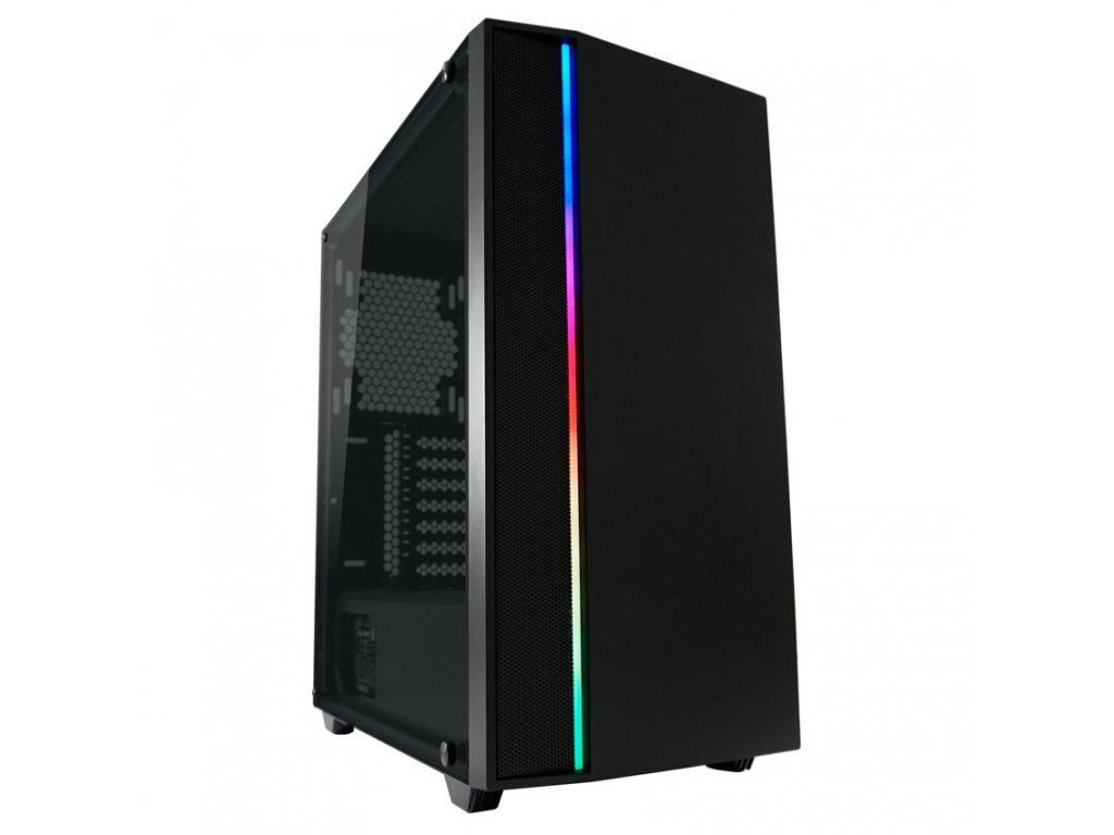 1stCOOL Rainbow1 + i5 + ASRock + nV