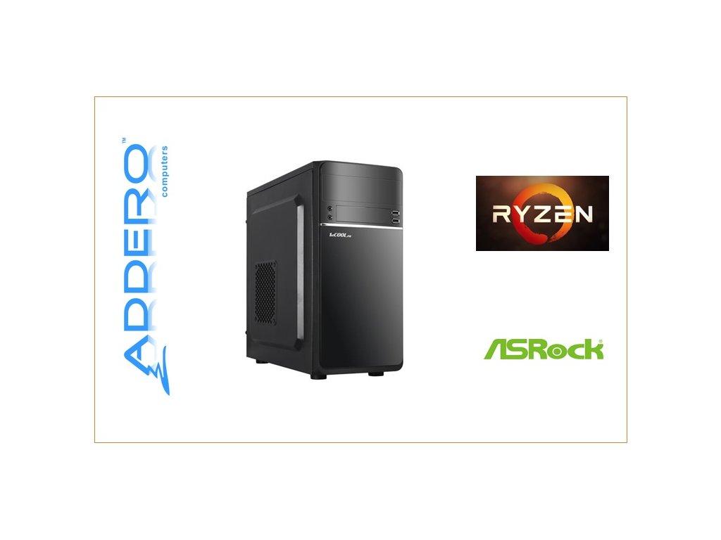 1stCOOL Step1 + AMD R3 + ASRock