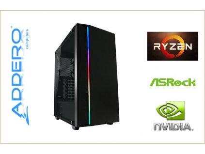 1stCOOL Rainbow 1 + AMD R7 + ASRock + nV
