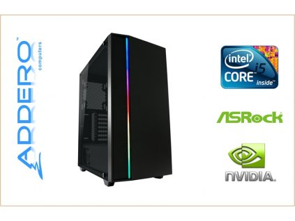 1stCOOL Rainbow 1 + i5 + ASRock + nV