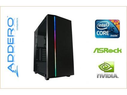 LC Power 700MB + i5 + ASRock + nV