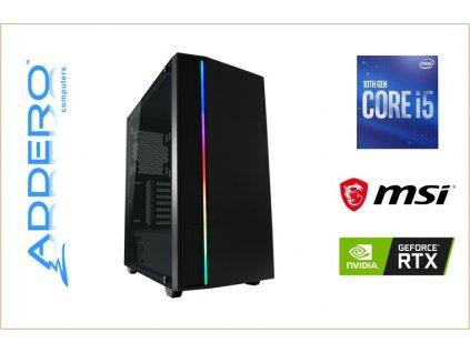 LC Power 700MB + i5 10 + ASRock + nV
