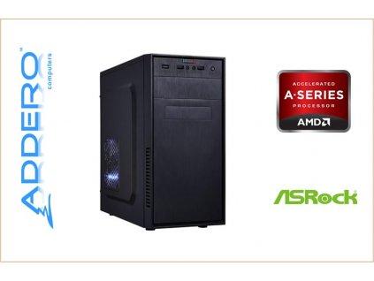 Eurocase MC X201 + AMD A + ASRock