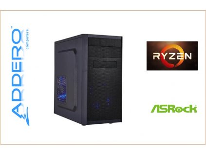 Eurocase MC X201 + AMD R3 + ASRock