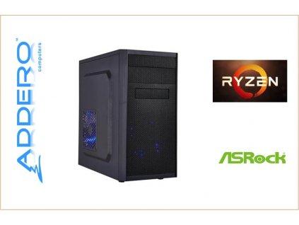 Eurocase MC X203 + AMD R3 + ASRock
