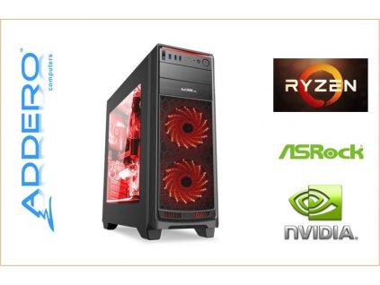 1stCOOL Gamer 1 + AMD R7 + ASRock + nV