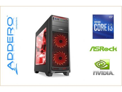 1stCOOL Gamer 1 + i3 10 + ASRock + nV