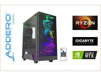 SilentiumPC Ventum VT2 EVO TG ARGB +AMD R7 + Gigabyte + RTX