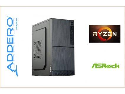 Akyga AK35BK + AMD R5 + ASRock