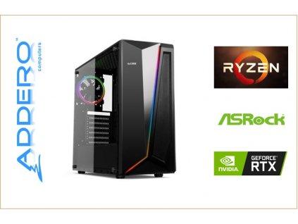 1stCOOL Rainbow 2 + AMD R5 + ASRock + RTX