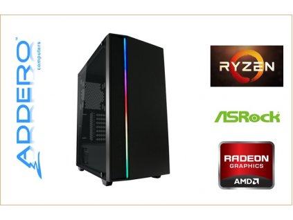 LC Power 706B + AMD R5 + ASRock