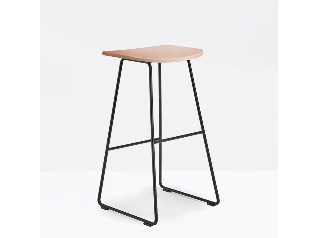 Moderní barová židle Klejn