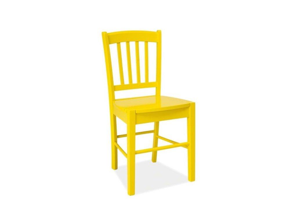 Dřevěná jídelní židle CD-57