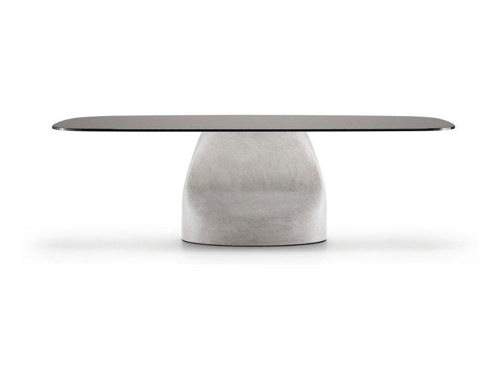 Luxusní stůl Gran Sasso 116x220