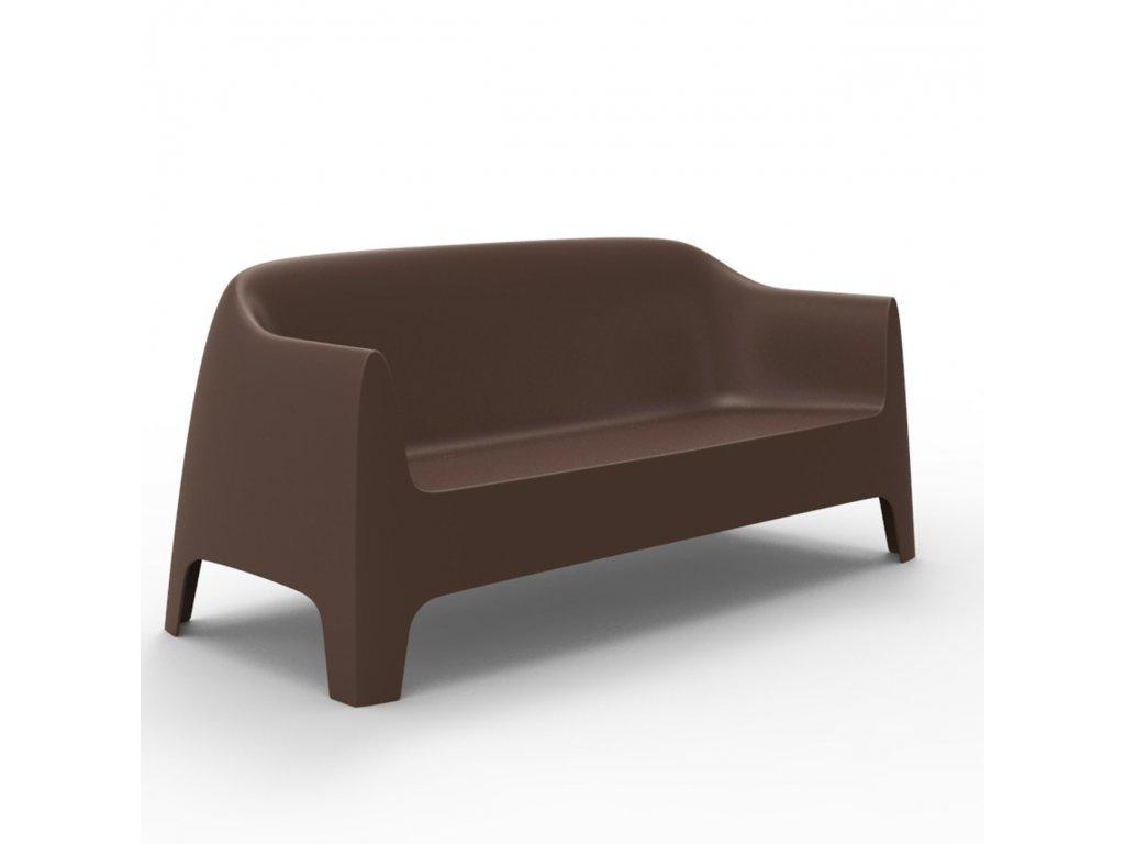 Moderná lavička Solid