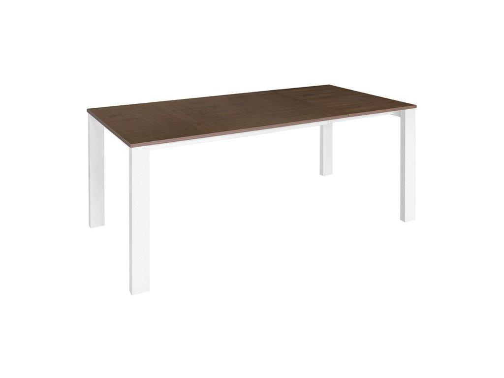 Moderní jídelní rozkládací stůl Badú 110-245x80