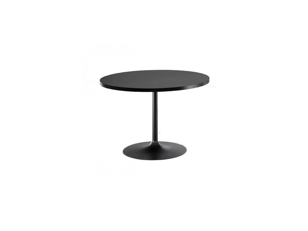 Kulatý kavárenský stolek Infinity 70 cm