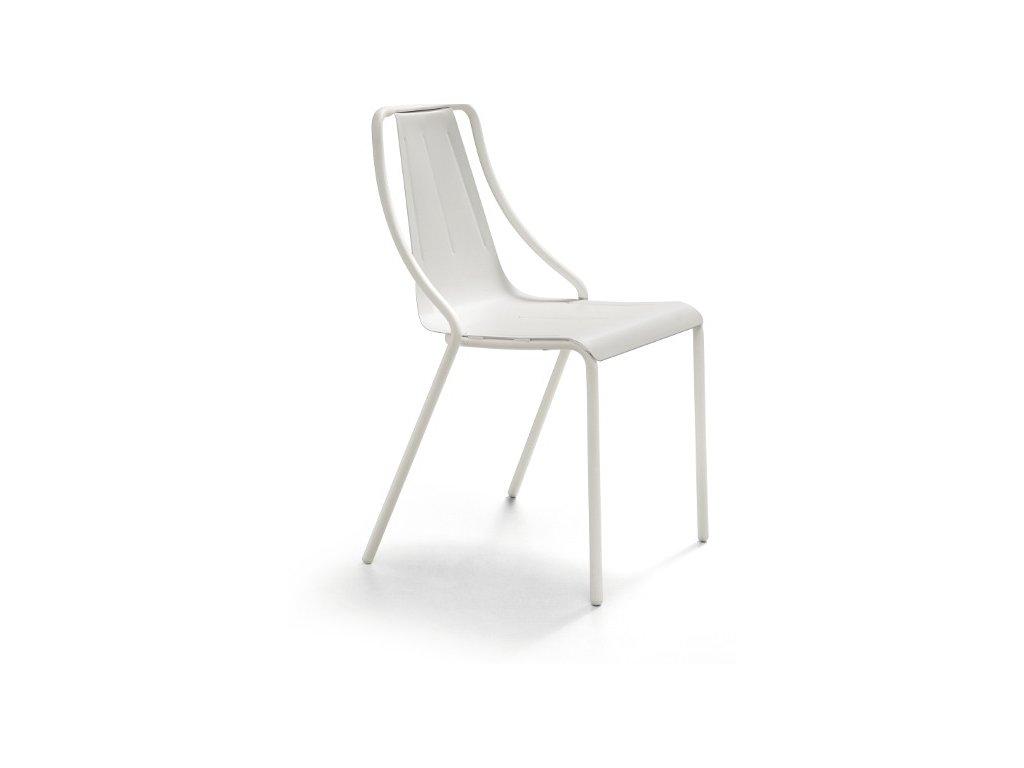 Moderní kovová židle Ola