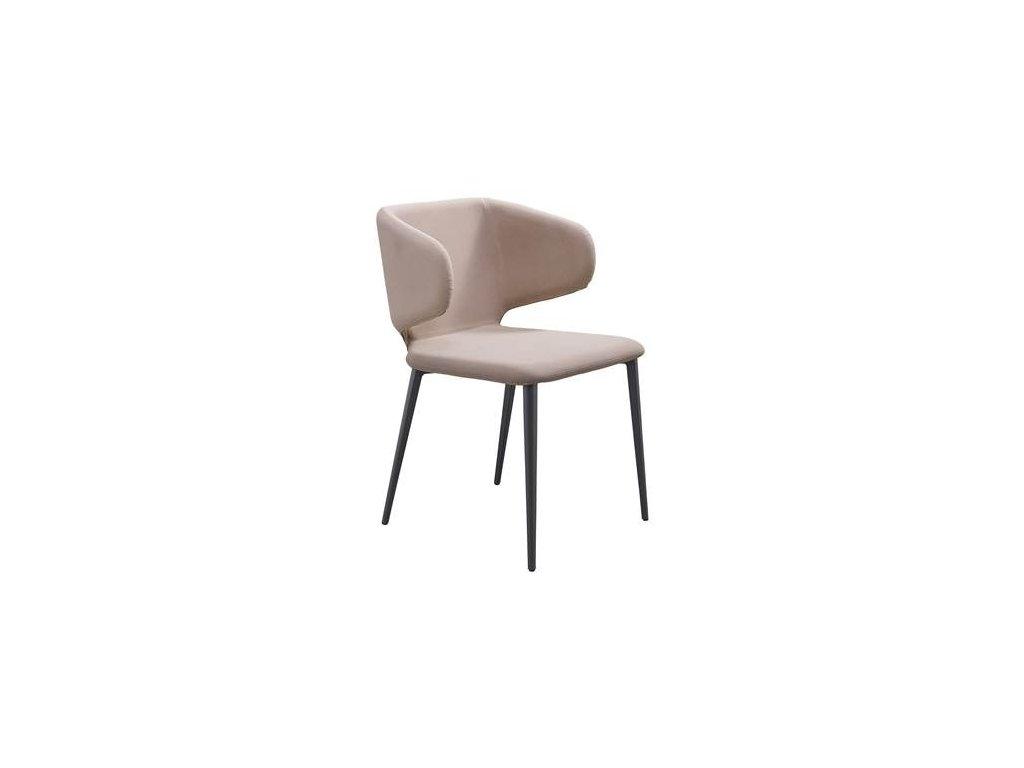 Jídelní čalouněná židle Wrap P M TS