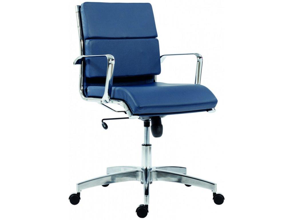 Moderní pracovní židle Kase soft low back 8850