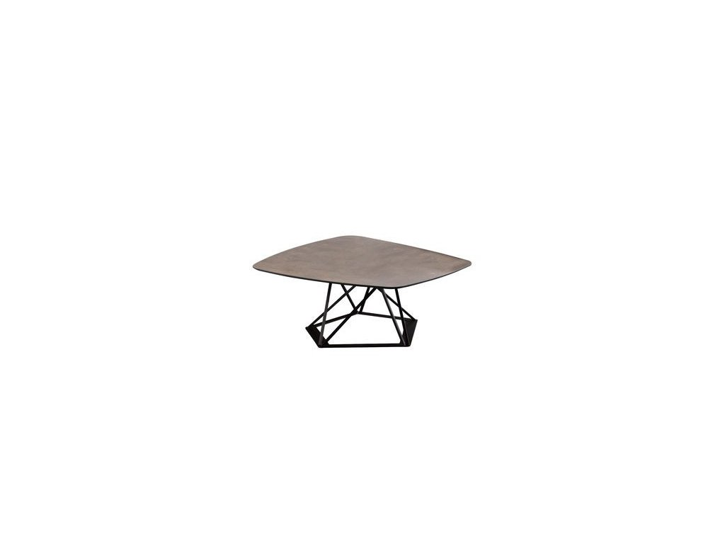 Luxusní konferenční stolek Poliedrik 87x77cm