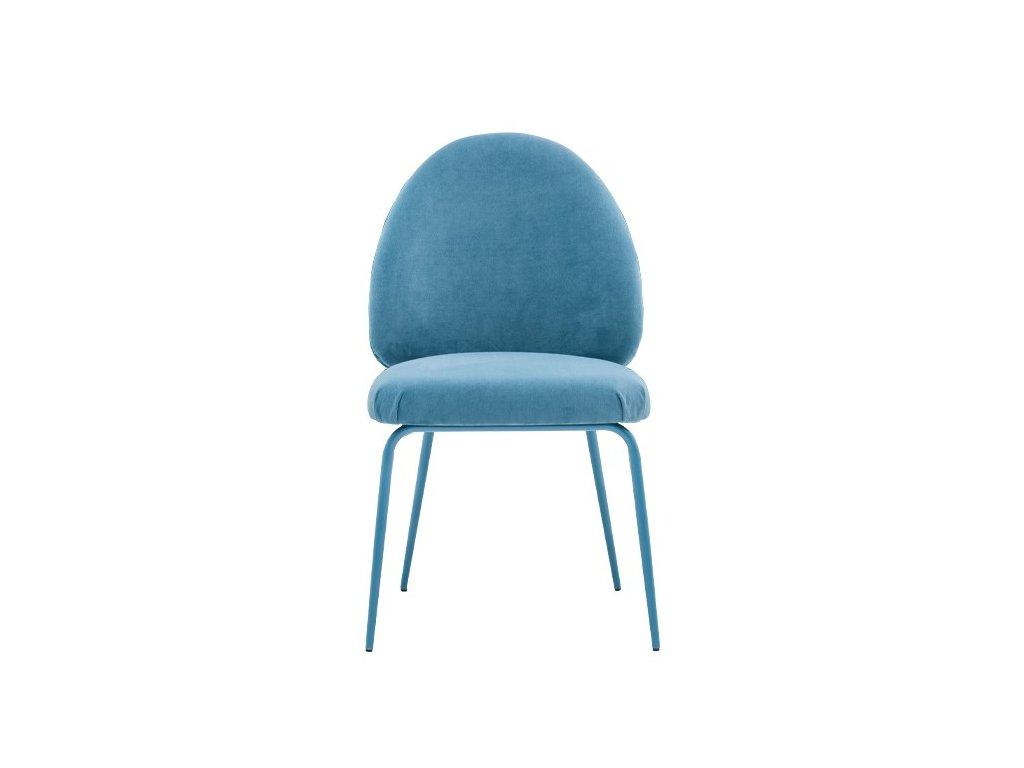 Luxusní čalouněná židle Lily 04515