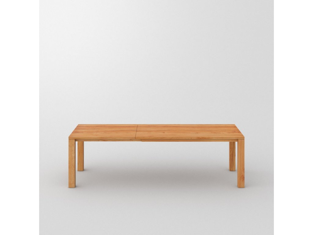 Rozkládací dřevěný jídelní stůl Living 150x90