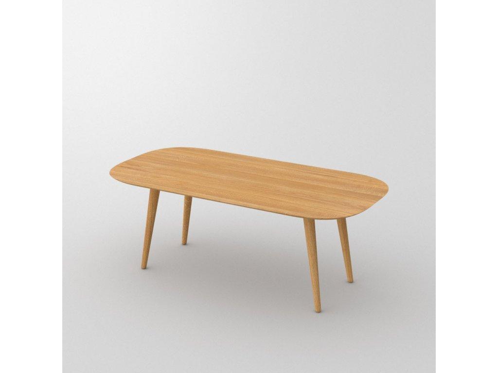 Dřevěný jídelní stůl Ambio 160x90