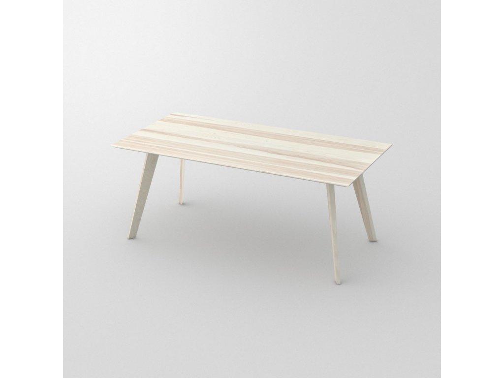 Dřevěný jídelní stůl Citius 140x90