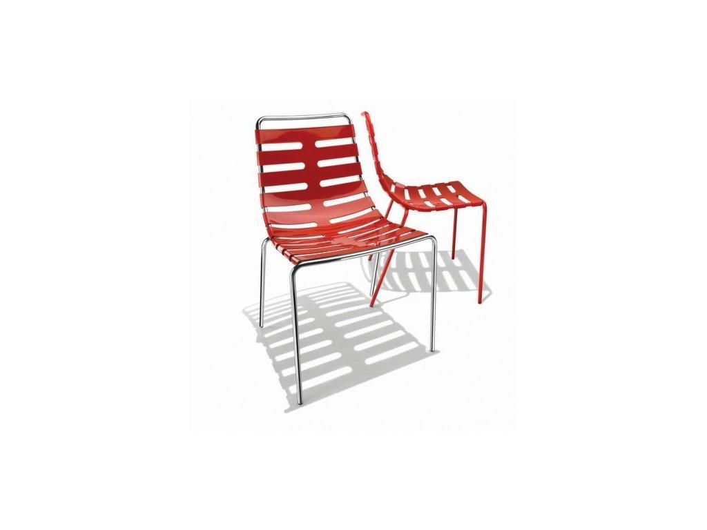 Moderní venkovní židle Body to Body