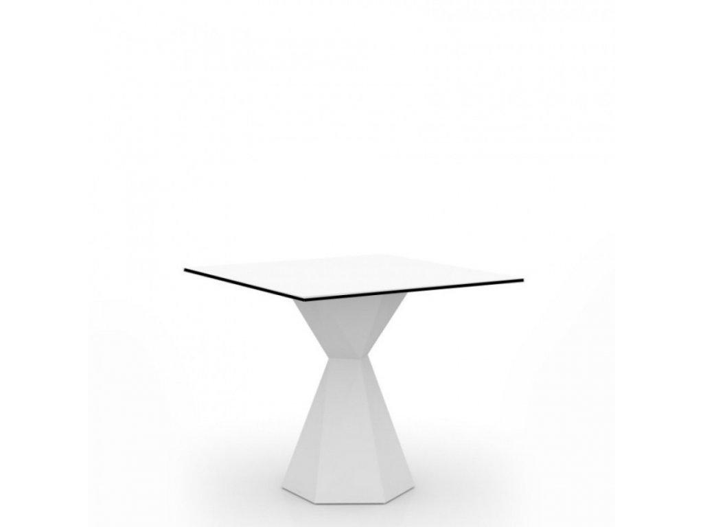 Moderní bistró stůl Vertex 50x50