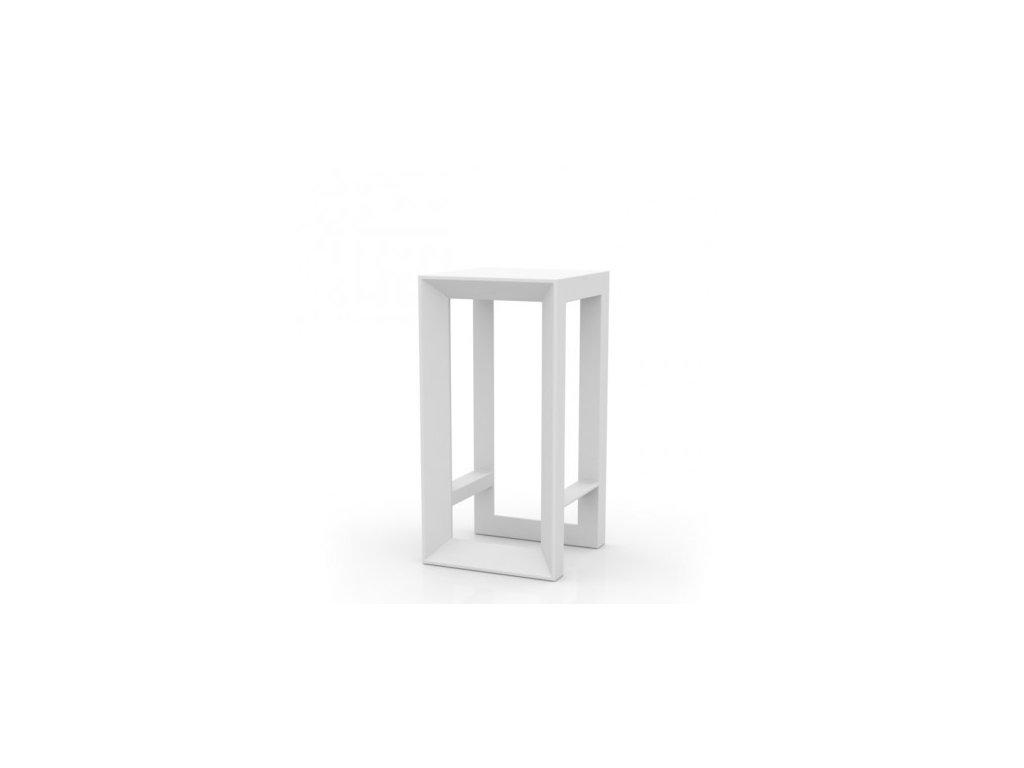 Frame moderní barový stůl 50x50