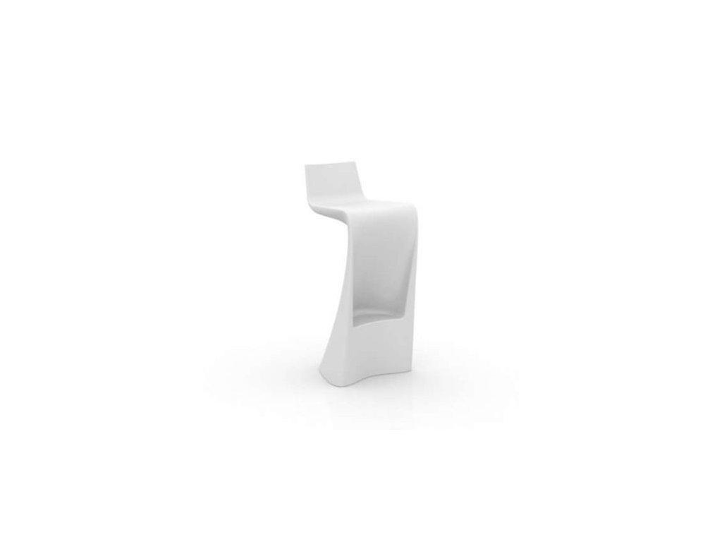 Designová barová židle Wing