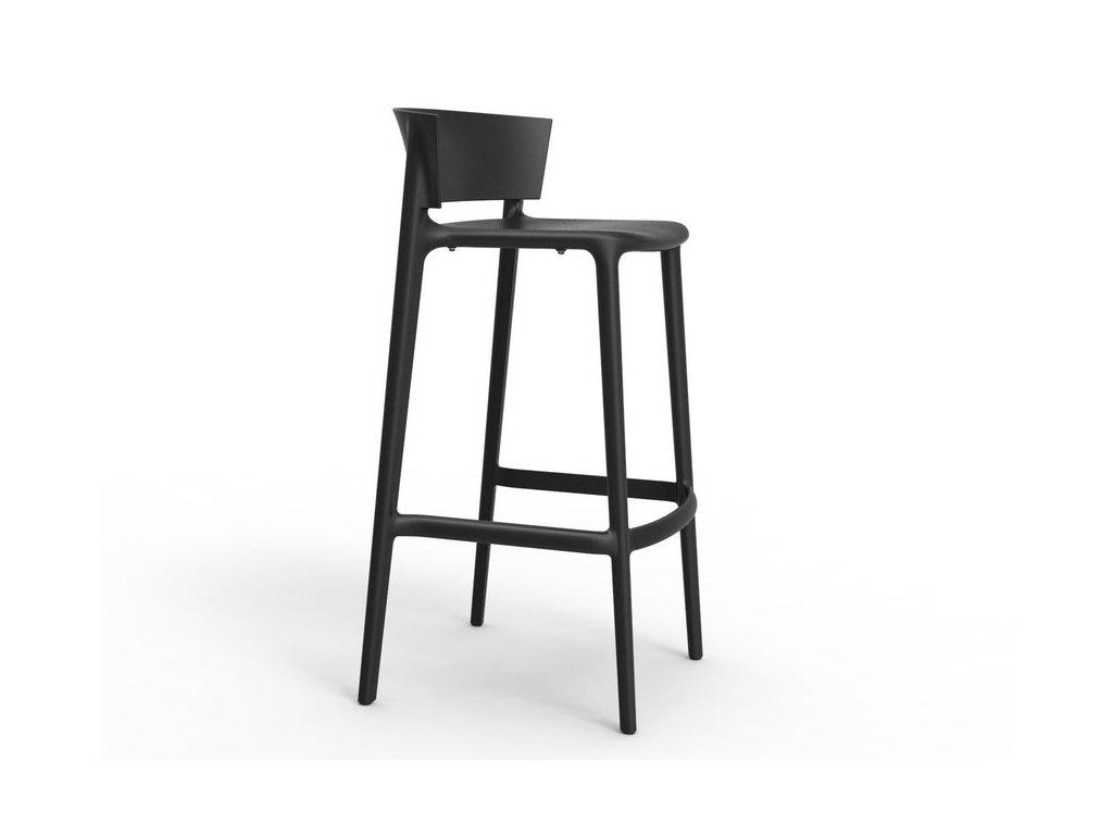 Moderní barová židle Africa