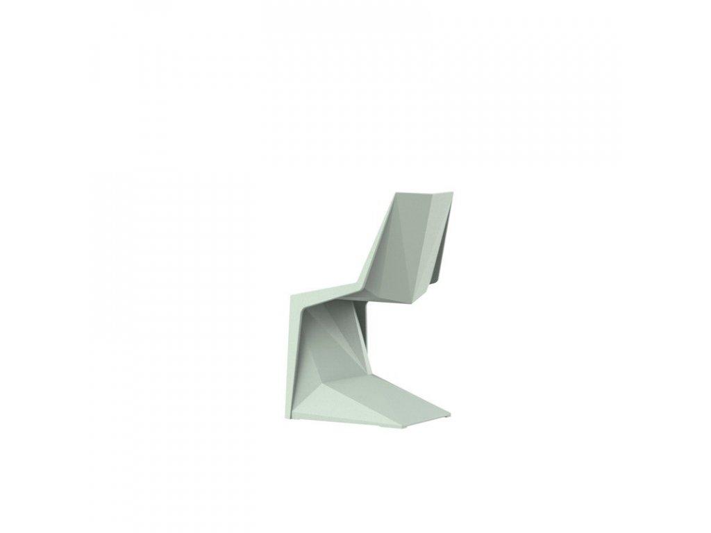 Designová dětská židle Voxel mini