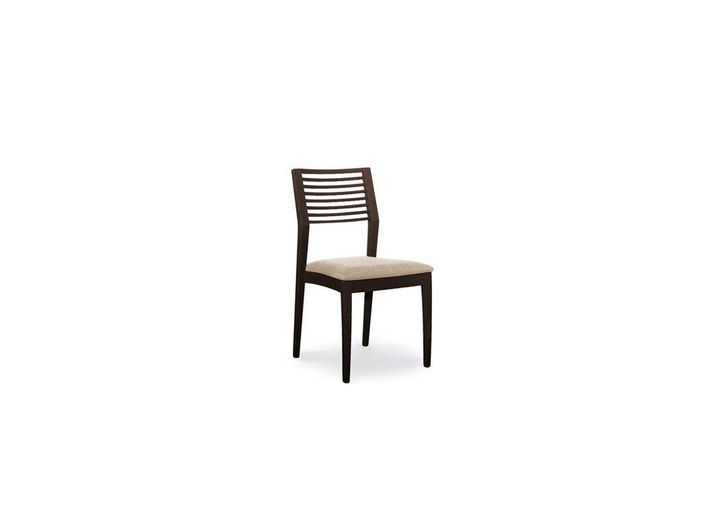 Dřevěná jídelní židle Gilda P STK ST, Na objednávku. Cena na dotaz.