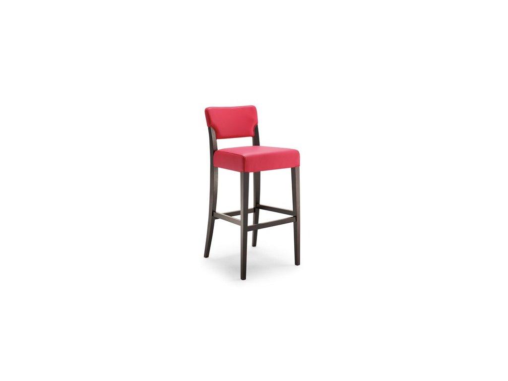 Čalouněná barová židle Deva Sg imb. Na objednávku. Cena na dotaz.
