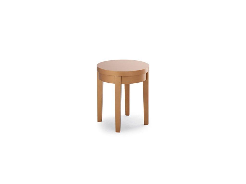 Stylový kavárenský stolek Mie
