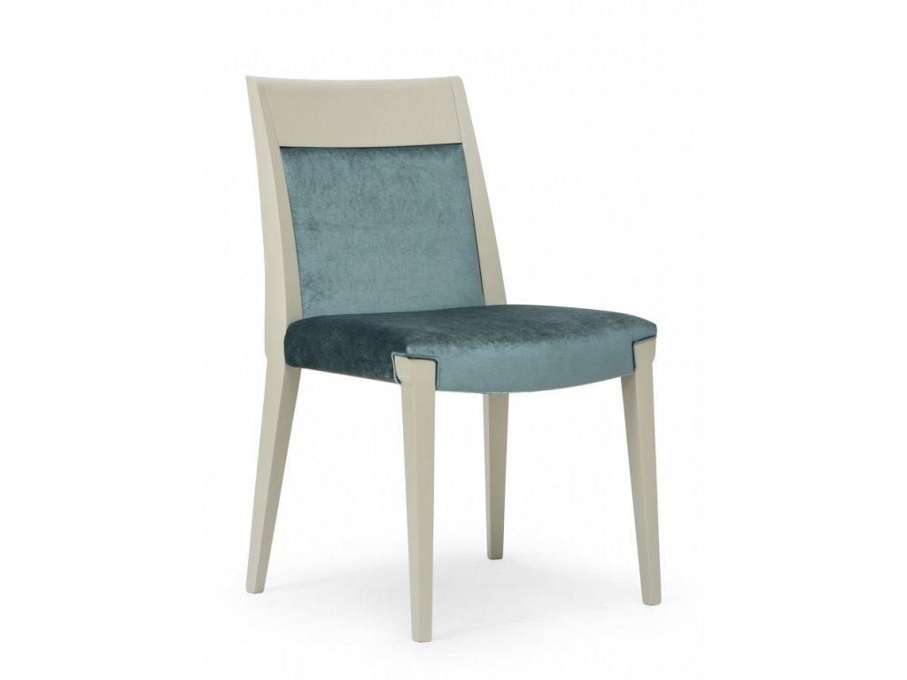 Stylová jídelní židle Miss Linda. Na objednávku. Cena na dotaz.