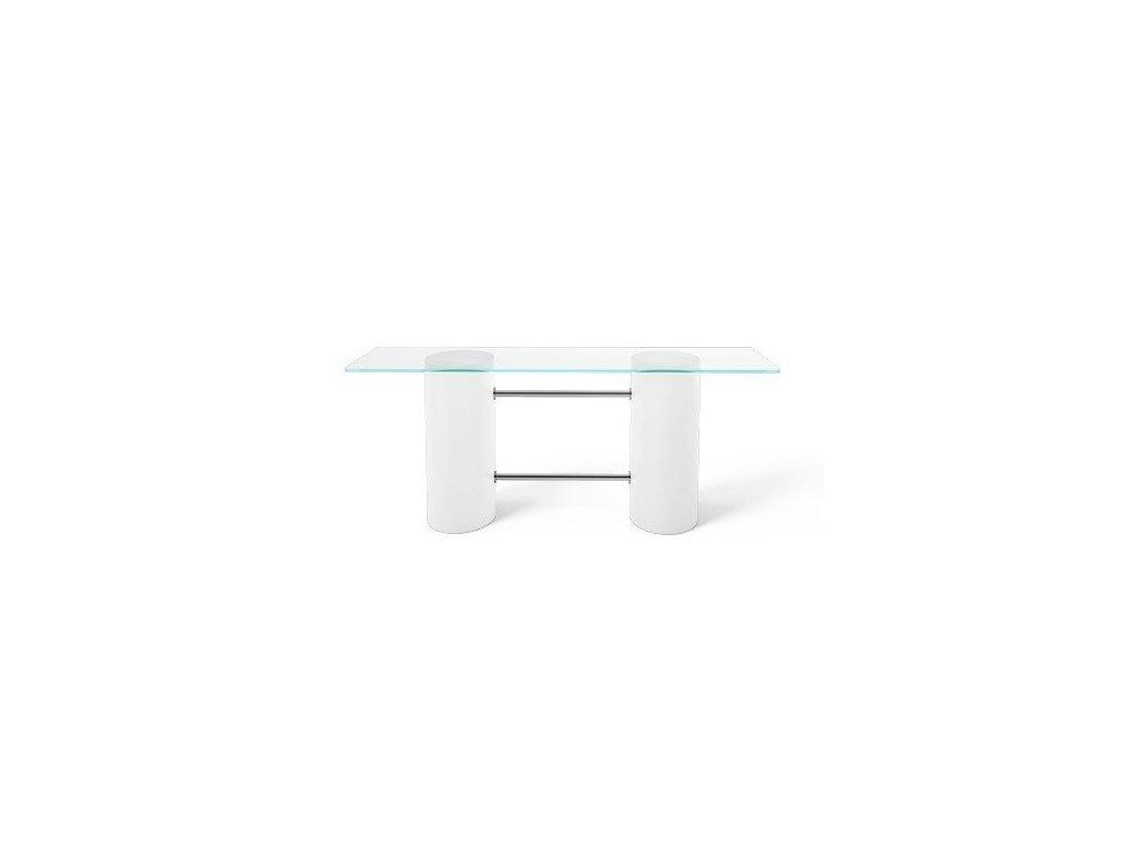 Moderní venkovní stůl s osvětlením Winston 180x80