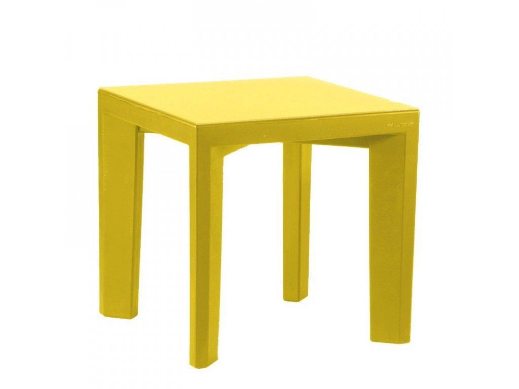 Venkovní jídelní stůl Gino 80x80