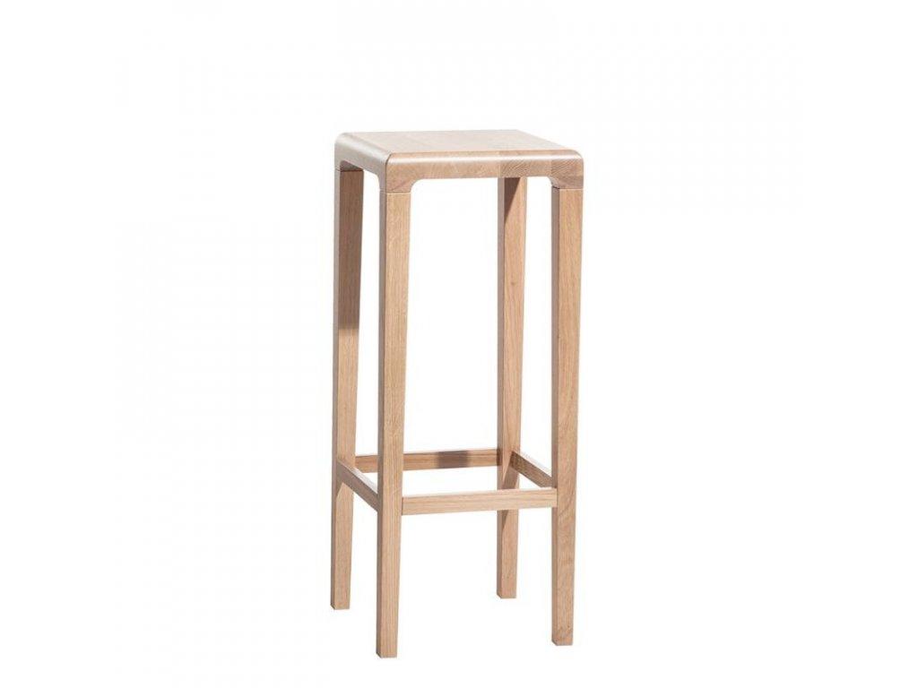 Dřevěná barová židle Rioja 369. Na objednávku. Cena na dotaz.
