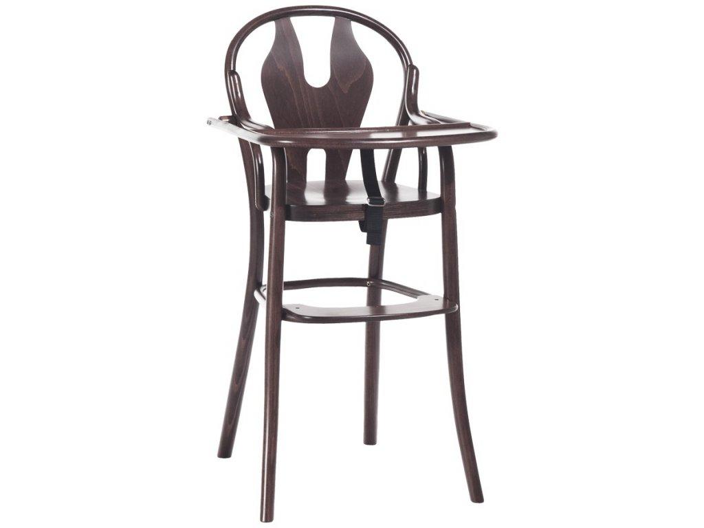Dětská dřevěná židle Petit 114. Na objednávku. Cena na dotaz.